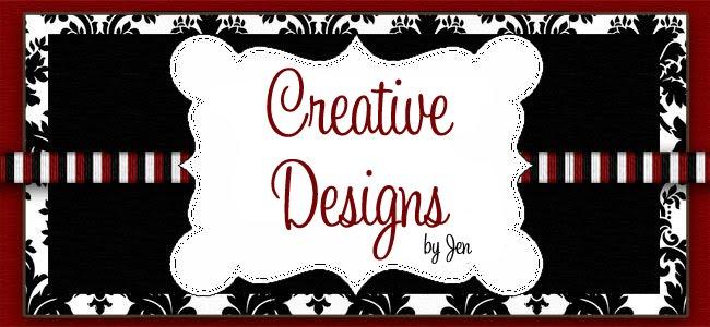 Creative Designs by Jen