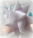 Folded German Paper Star Tutorial