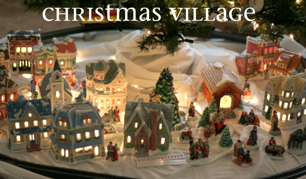 More From This Website. Train Set For Christmas Village ...