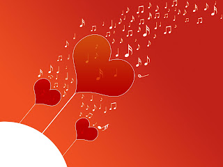 Love Music Note Wallpaper