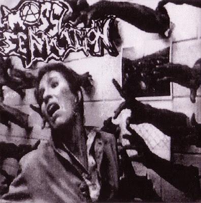 Catheter / Unholy Grave - Grindcore Split EP