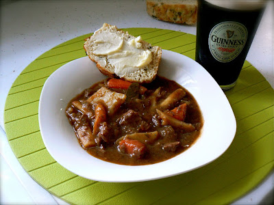 Irish Lamb Stew with Guinness, My Goodness