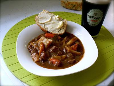 Irish Lamb Stew with Guinness, My Goodness