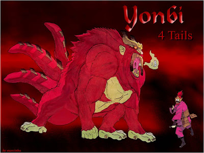 The Tailed Beasts 4