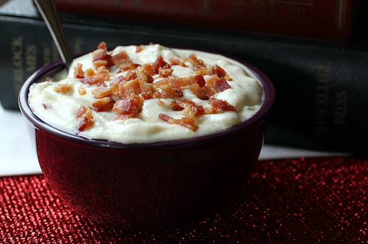 The Cooking Photographer: Idaho Baked Potato Soup with Bacon