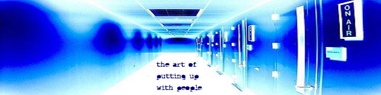 The Art of Putting up with People