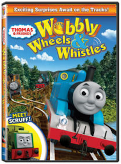 Thomas and Friends: Wobbly Wheels and Whistles (2011)