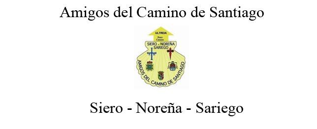 AMIGOS DEL CAMINO DE SANTIAGO DE SIERO-NOREÑA-SARIEGO