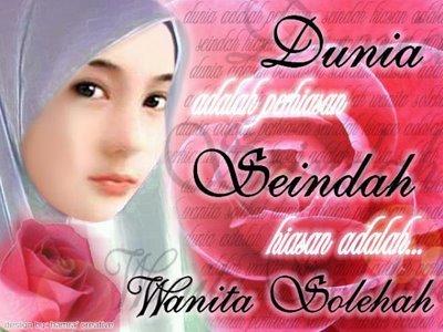 :: RAHSIA AMALAN WANITA SOLEHAH ::