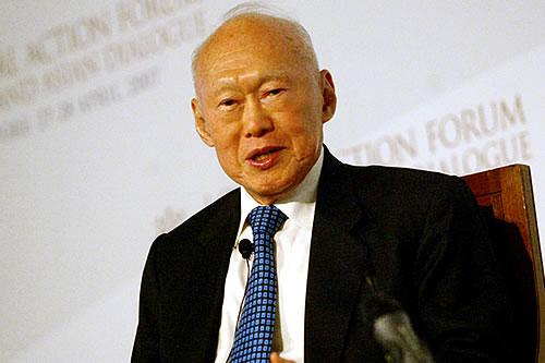 Lee Kuan Yew outs ASEAN leakers (via WikiLeaks) - TeakDoor.com - The ...