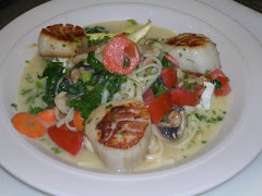 Pan Roasted Sea Scallops