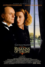 EMMA THOMPSON as Miss Keaton in REMAINS OF THE DAY