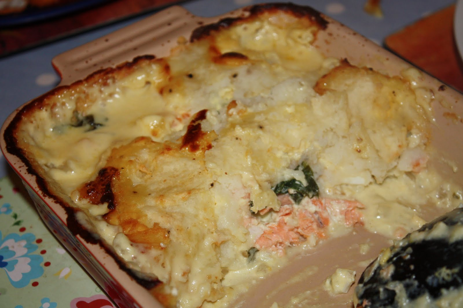 At Home with Mrs M!: Fantastic Fish Pie