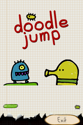 Doodle Jump на андроид - top-android.org