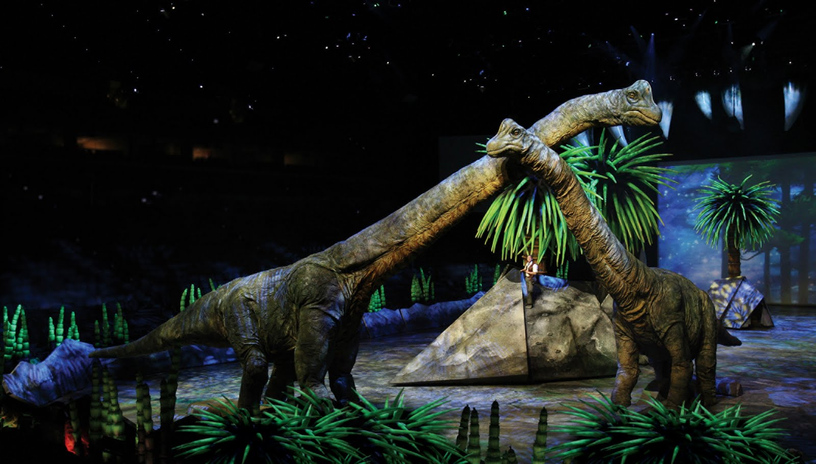 OC Mom Activities: Walking with Dinosaurs - The Live Experience is