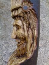 estatueta de Indio