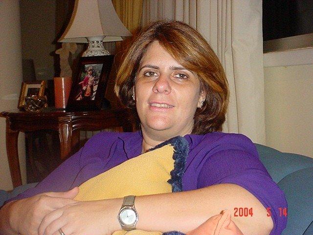 Minha super professora Cláudia!!!!
