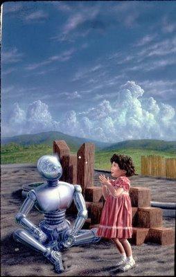 Resultado de imagen de El robot y los humanos llegaran a ser amigos