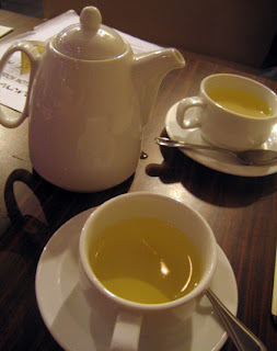 Chamomile Tea @ GreenWood Cafe, SS2