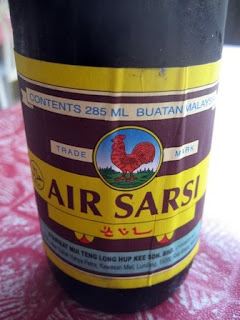 Air Sarsi @ Root Beer Drink