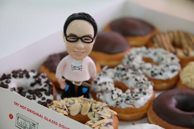 Krispy Kreme @ Malaysia