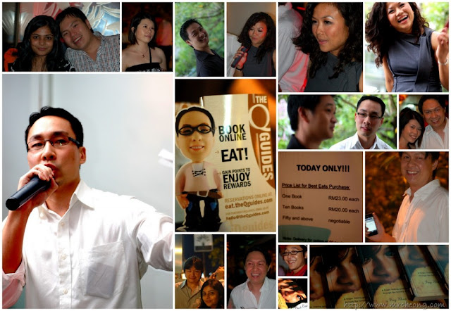 TheQguides and Best Eats KL Launch