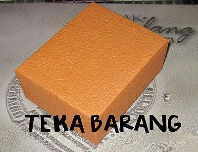 TEKA BARANG