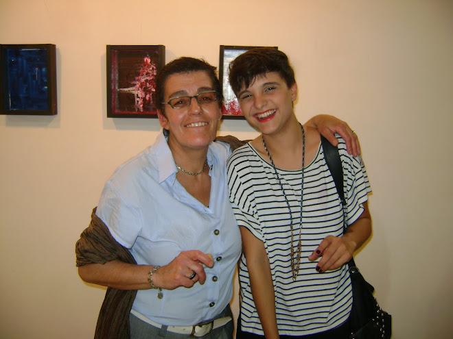 NANCY JAIME   y  Lic. JULIETA CANEPA -                          Barcelona-