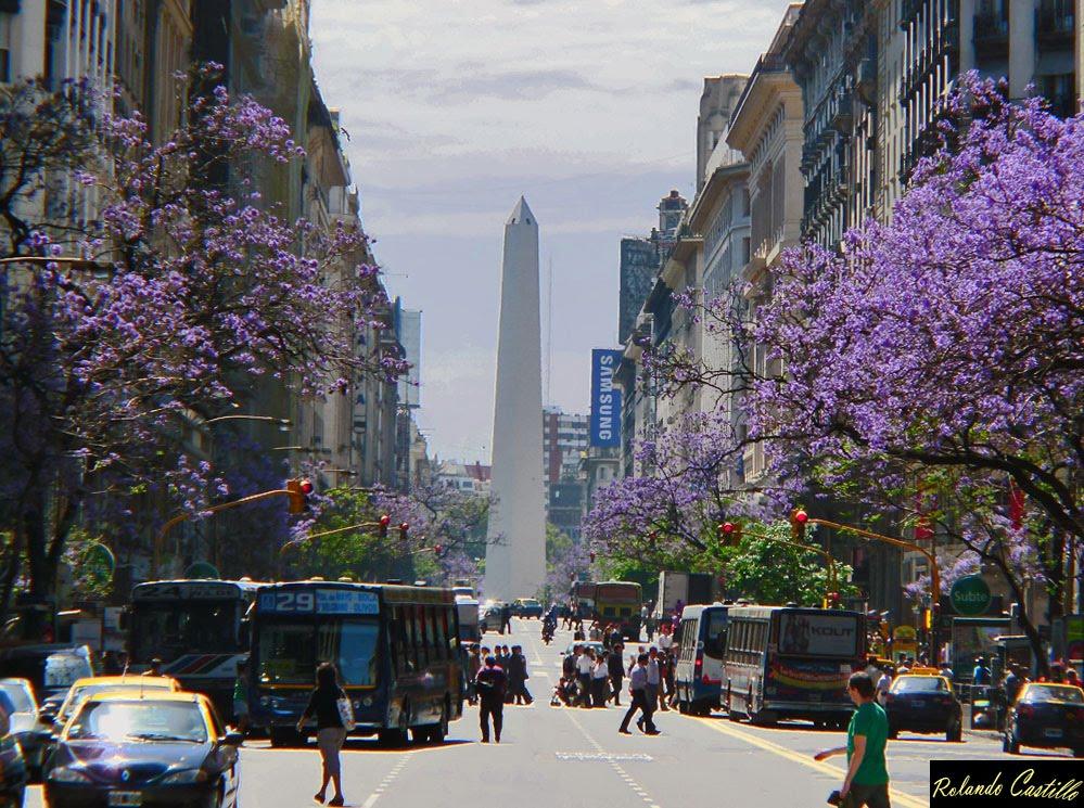El obelisco el simbolo argentino for Obelisco buenos aires