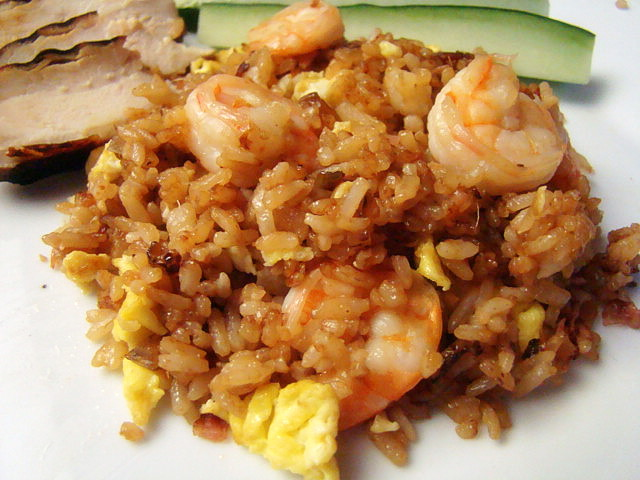 Chinese Fried Rice based on a recipe from Can I Freeze It? by Susie ...