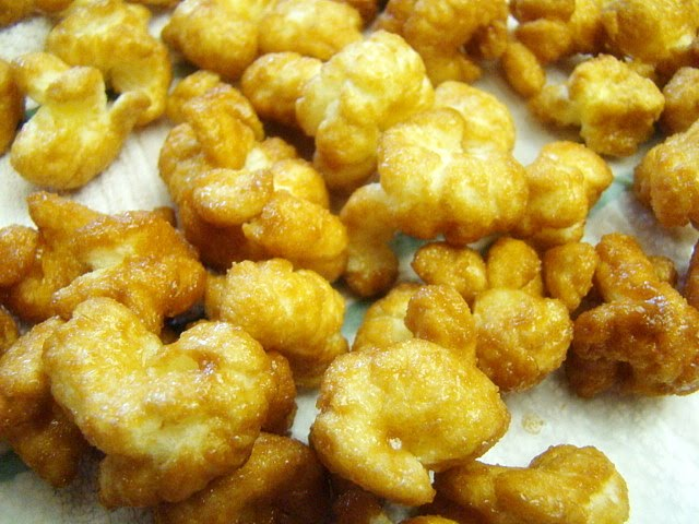 Krista's Kitchen: Caramel Puff Corn for My Cookie Task Force Care ...