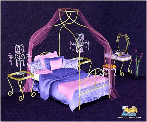 My Sims 3 Blog Donation Bedroom Set By Peggy