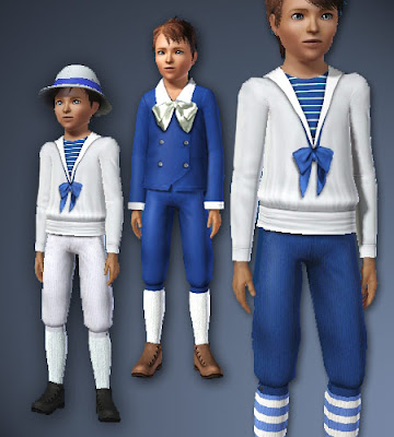 Historical clothing and shoes for boys and girls by All About Style MCvictknickers_AAS