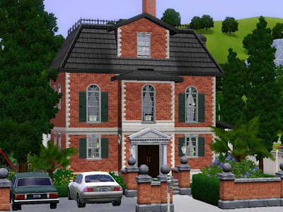 Sims 3 Houses. My Sims 3 Blog: Maywood House
