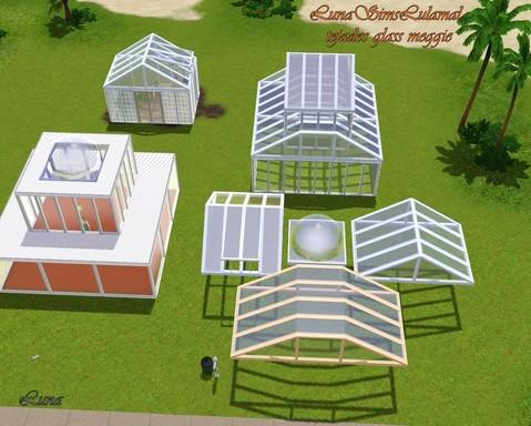 Glassdach verschwindet nicht das gro e sims 3 forum von - Sims 4 dach bauen ...