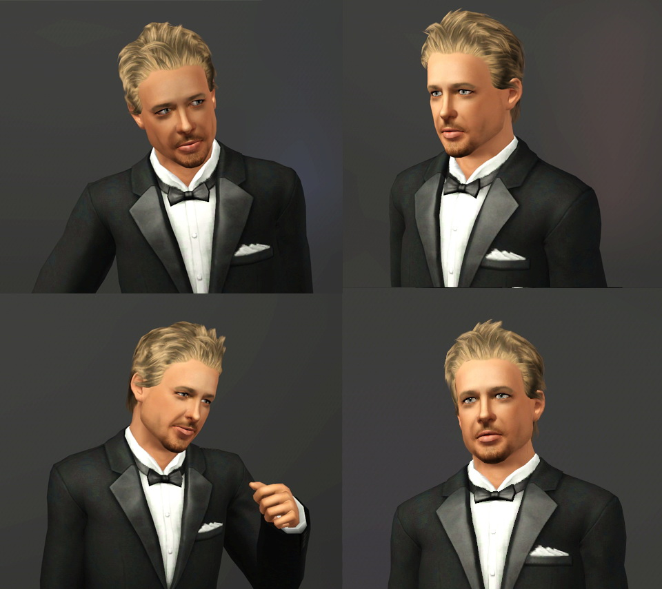 Sims 3 Celebrity