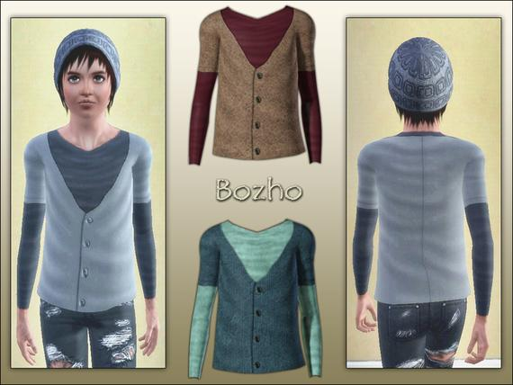 New Clothing for Teen Boys by Tomislaw. Download at The Sims Resource - Free