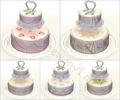 Mini Wedding Set by SimsNew 20829a3e