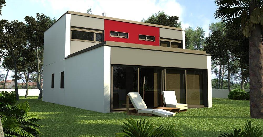 Casas prefabricadas madera casa prefabricadas hormigon for Casas prefabricadas madrid