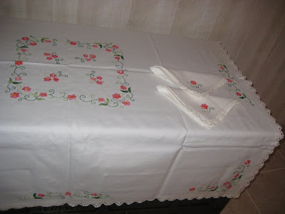 artesania bordado mallorquin