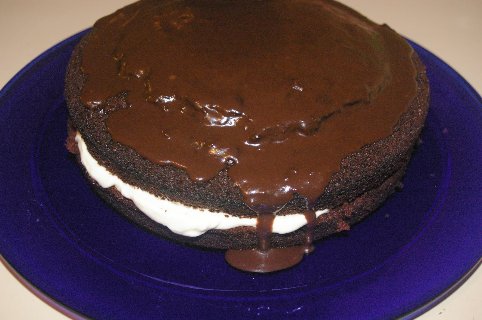 Variations On Chocolate Ripple Cake