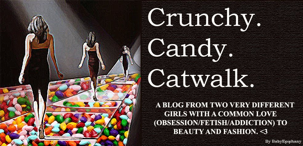 Crunchy.Candy.Catwalk