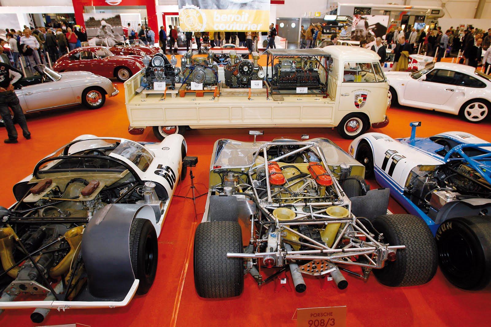 Autocoach vintage news salon techno classica d 39 essen for Salon automobile allemagne