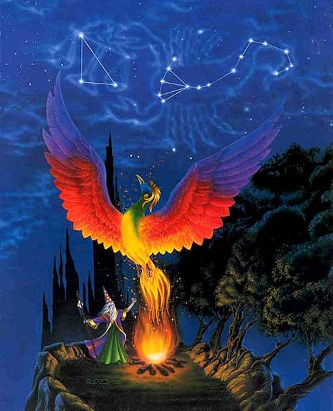 The Flight Of Phoenix Legend