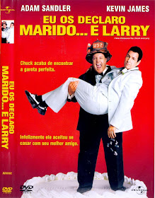 Baixar Filmes Download   Eu os Declaro Marido e... Larry (Dual Audio) Grtis