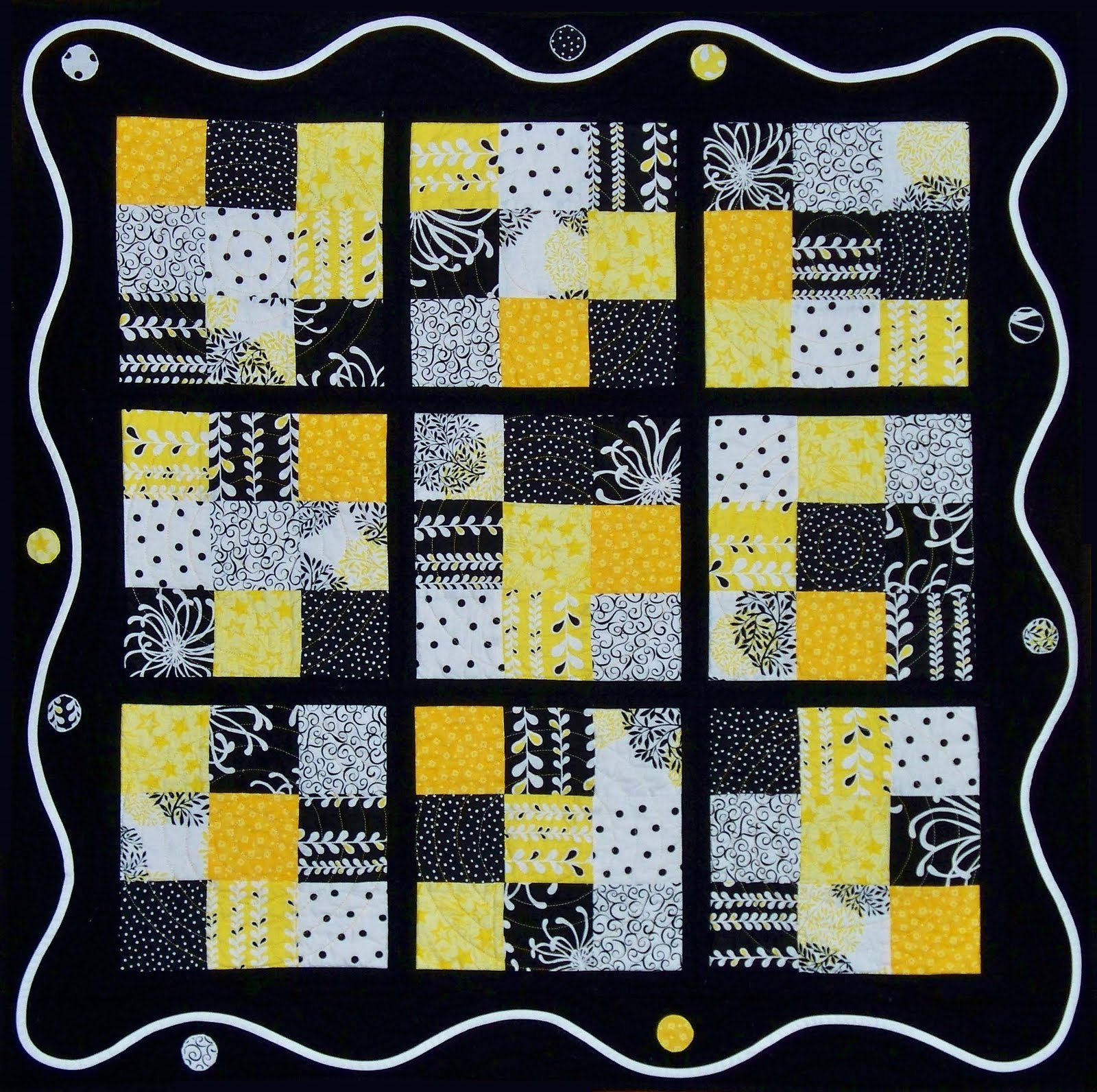 Free Quilt Patterns S to Z