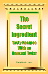 The Secret Ingredient: Tasty Recipes with an Unusual Twist