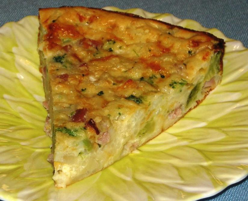 ... : Impossible Chicken Quesadilla Pie from: 40 Favorite Impossible Pies