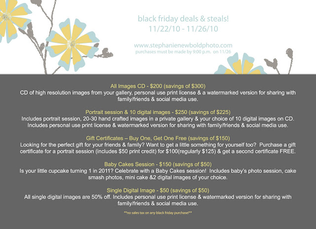 Black Friday Sales Details