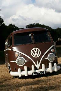 zz chop 1965 vw bus